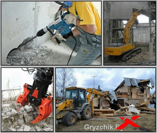 Демонтажные работы под ключ