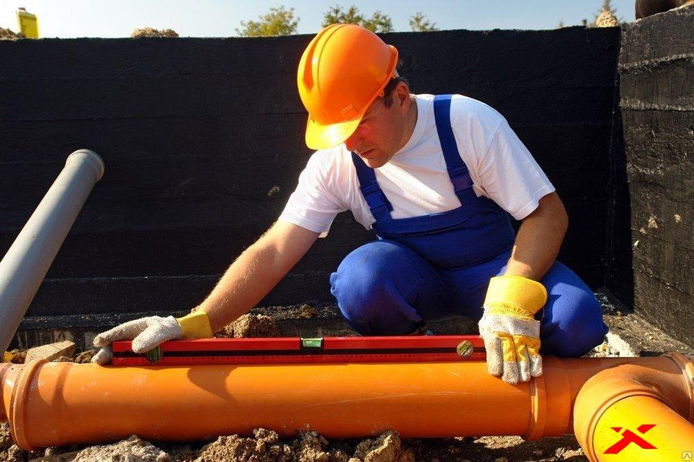 Проектирование водоснабжения и канализации, а так же монтаж систем
