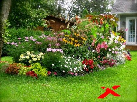 Сад по Фэн-шуй: стежки – дорожки