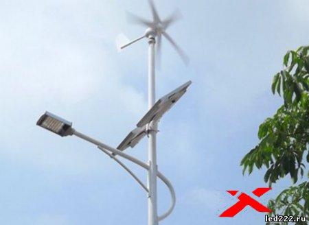Что ставить: ветрогенератор или солнечную батарею