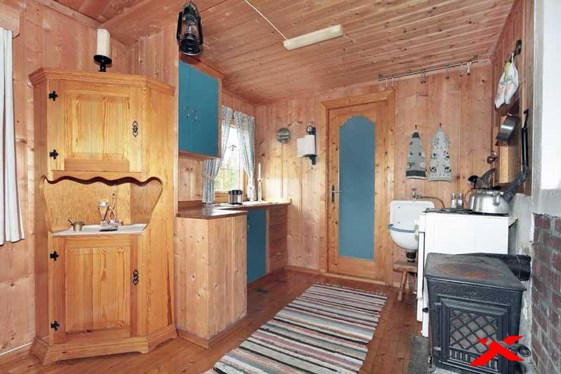 Интерьер дачного домика своими руками фото не дорогой 75