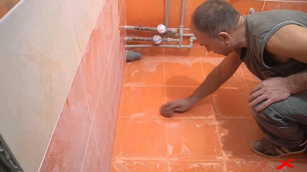 Плитка для ванной комнаты укладка своими руками 95
