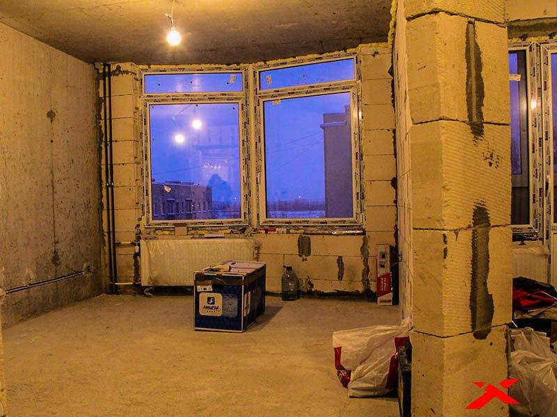 Пошаговый ремонт квартиры в новостройке своими руками 641
