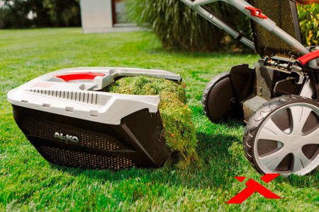 Как выбрать электрическую газонокосилки