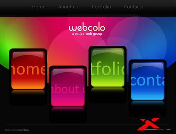 Веб дизайн вашего сайта