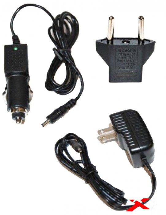 Зарядное устройство на фотоаппарат Nikon D3000