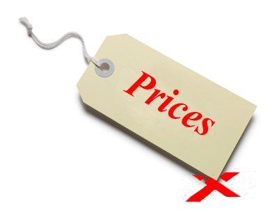 Цена на создание сайта
