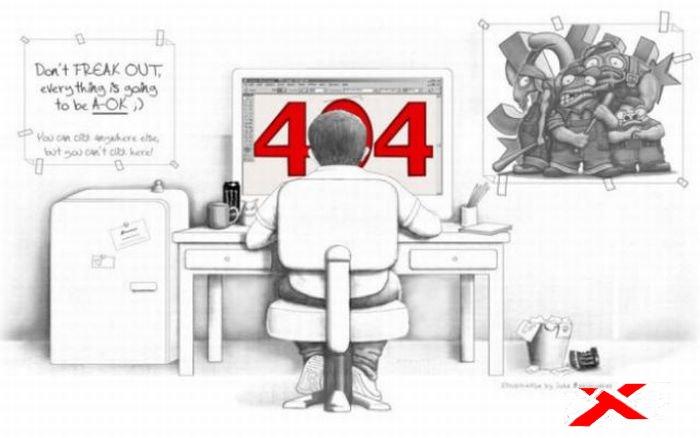 Нюансы и особенности правильной настройки страницы. Устранение ошибки 404