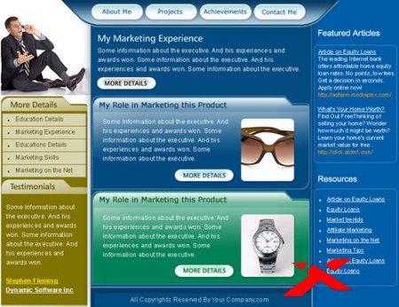 Купить профессиональный шаблон сайта: что выбрать?