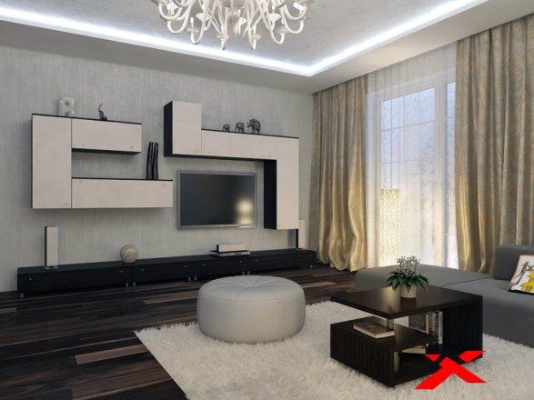 Мебель для вашей гостиной от Пинскдрев