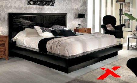 Обустройство спальни мебелью
