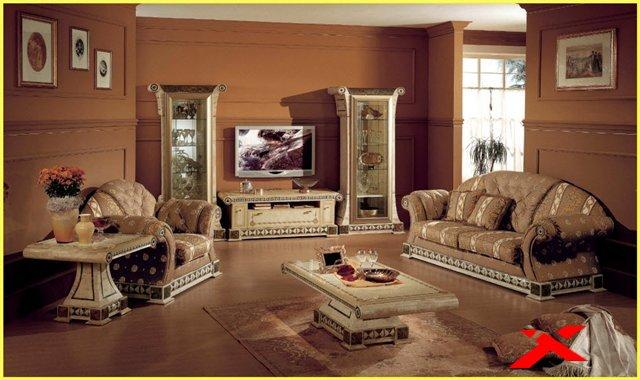 Оформляем гостиную. Выбираем мебель.