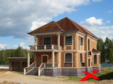 Строительство коттеджей – забота профессиональных строителей