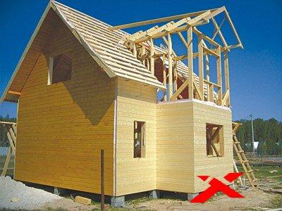 Строительство дома. Сложность процесса