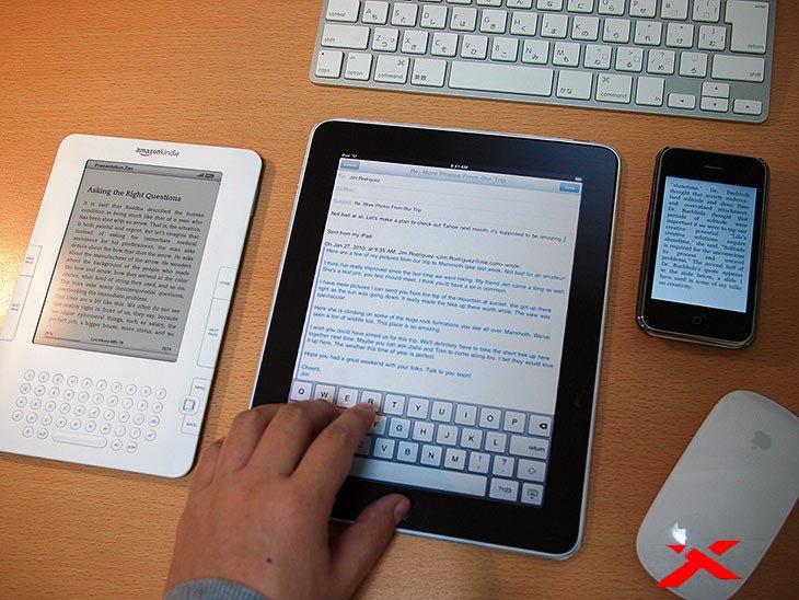Современное устройство - планшет Apple iPad
