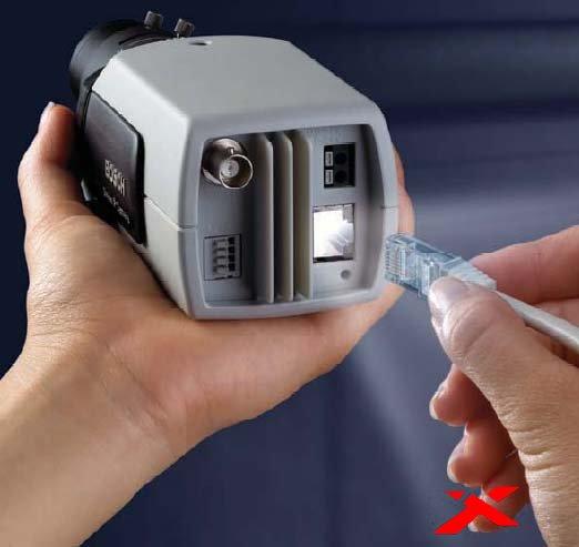 Использование IP-камер видеонаблюдения