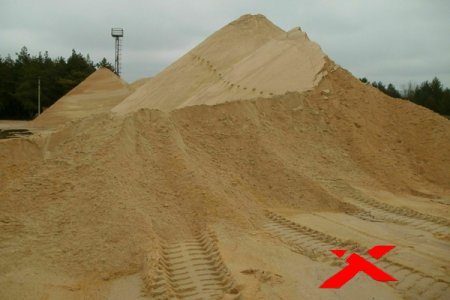 Какой выбрать песок