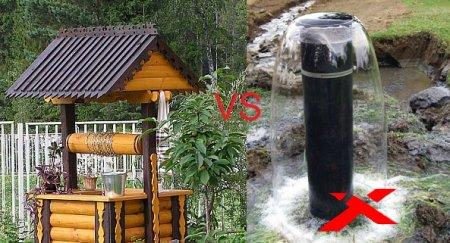 Что выбрать: скважину или колодец?