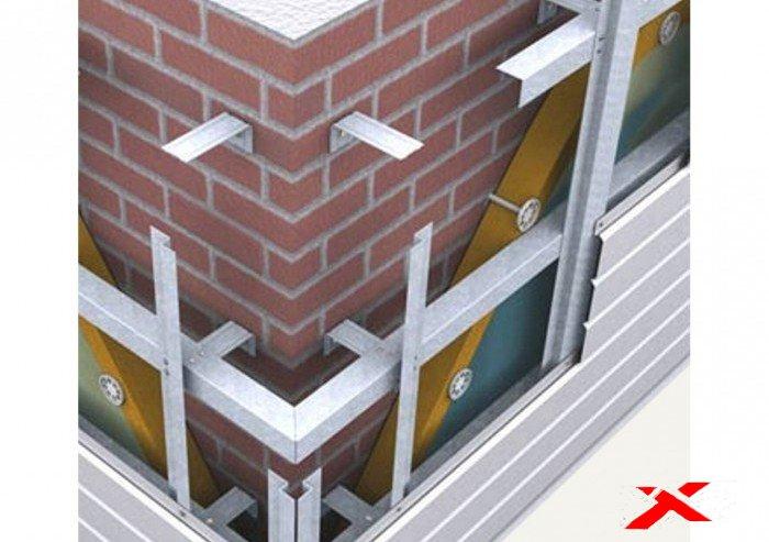 Контроль монтажа навесных фасадов