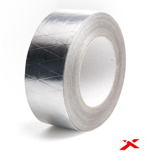 Что представляет собой алюминиевый скотч