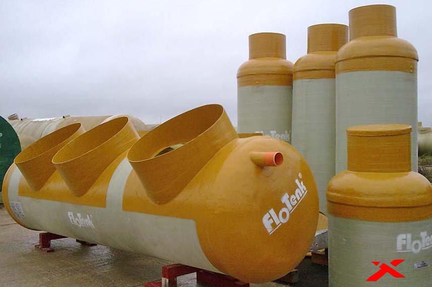 Продукция фирмы Флотенк