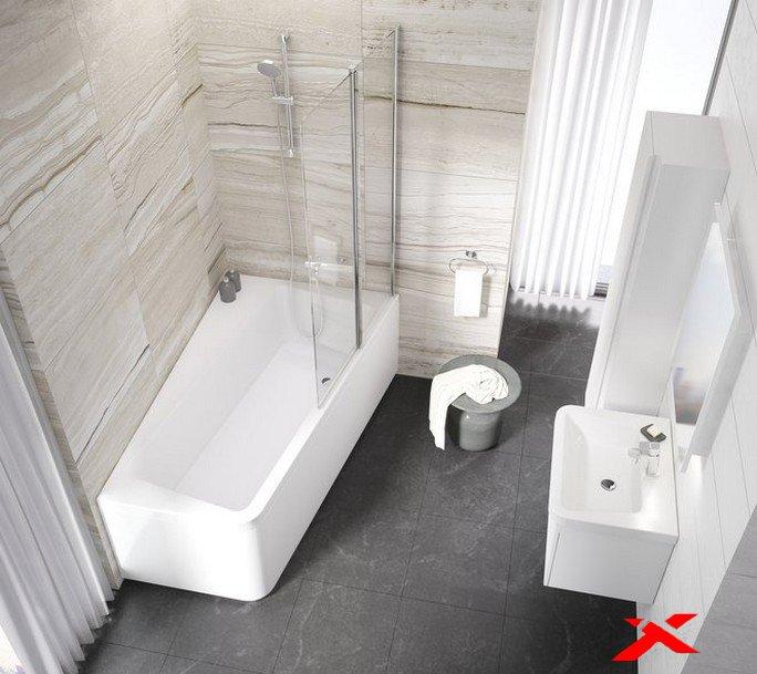 Продукция Ravak для ванной комнаты
