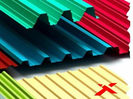 Долговечный и прочный оцинкованный лист с полимерным покрытием