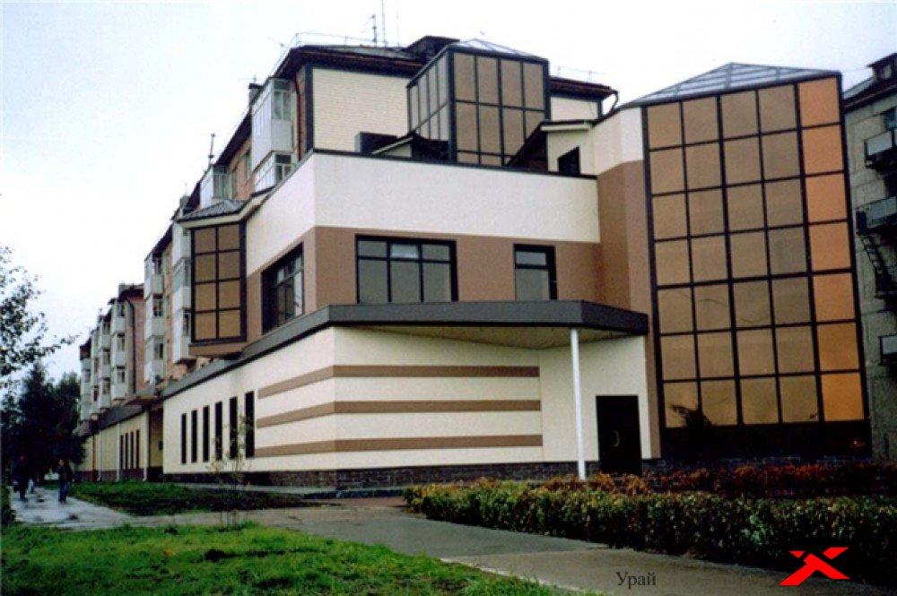 Фасады для зданий