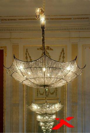 Необыкновенные люстры для вашего дома