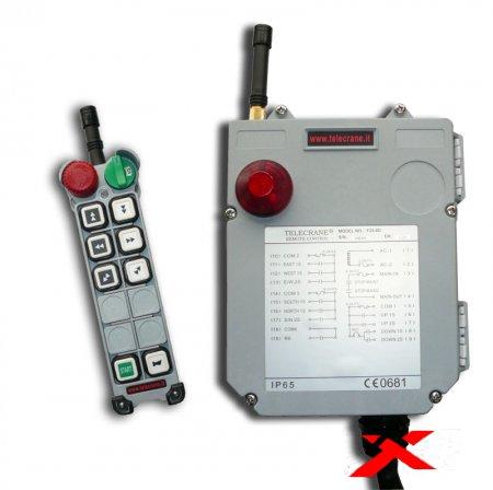 Промышленное дистанционное радиоуправление