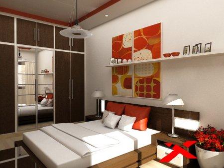 Создание дизайна спальни