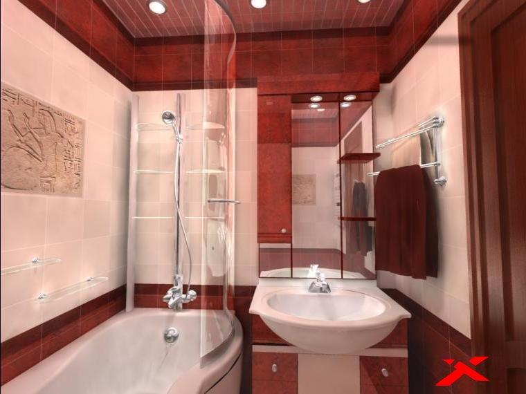 Ремонт и отделка маленькой ванной