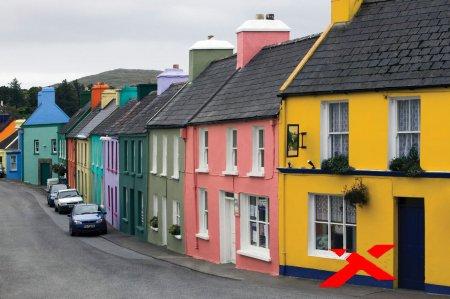 Виды красок для фасада или как и какую выбрать краску для фасада