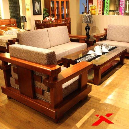 Современная мебель из массива