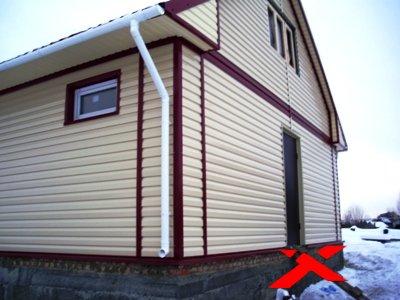 Преимущества использования сайдинга для отделки фасада