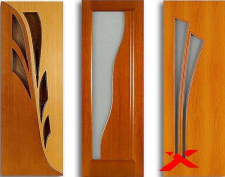 Преимущества межкомнатных дверей из МДФ. Разновидности конструкций