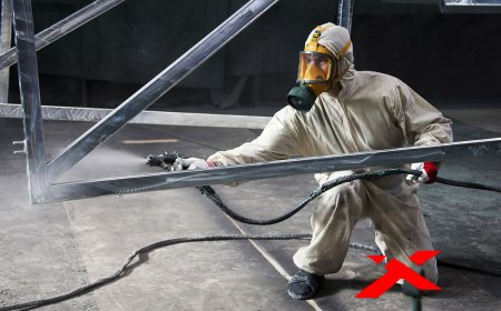 Огнезащита металла. Качественные системы и материалы