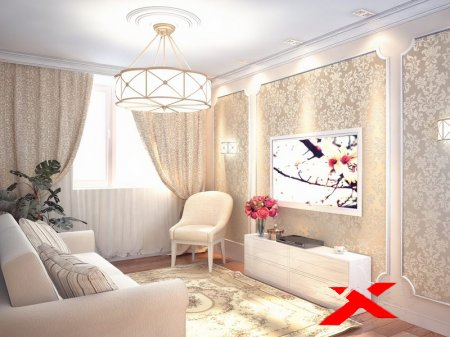 Люстры для гостиных комнат