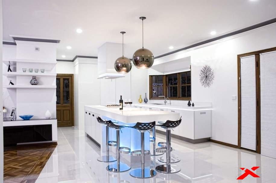 Светильники в дизайне интерьера