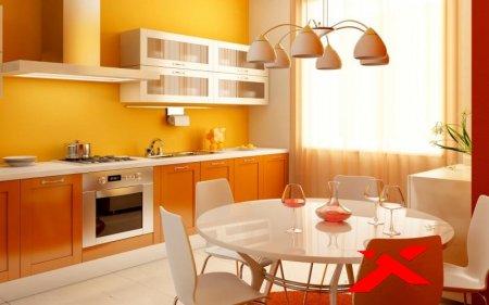 Как выбрать красивые и гармоничные столы и стулья для кухни