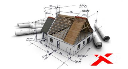 Проектирование загородных домов. Возможность подготовки проекта на готовом фундаменте