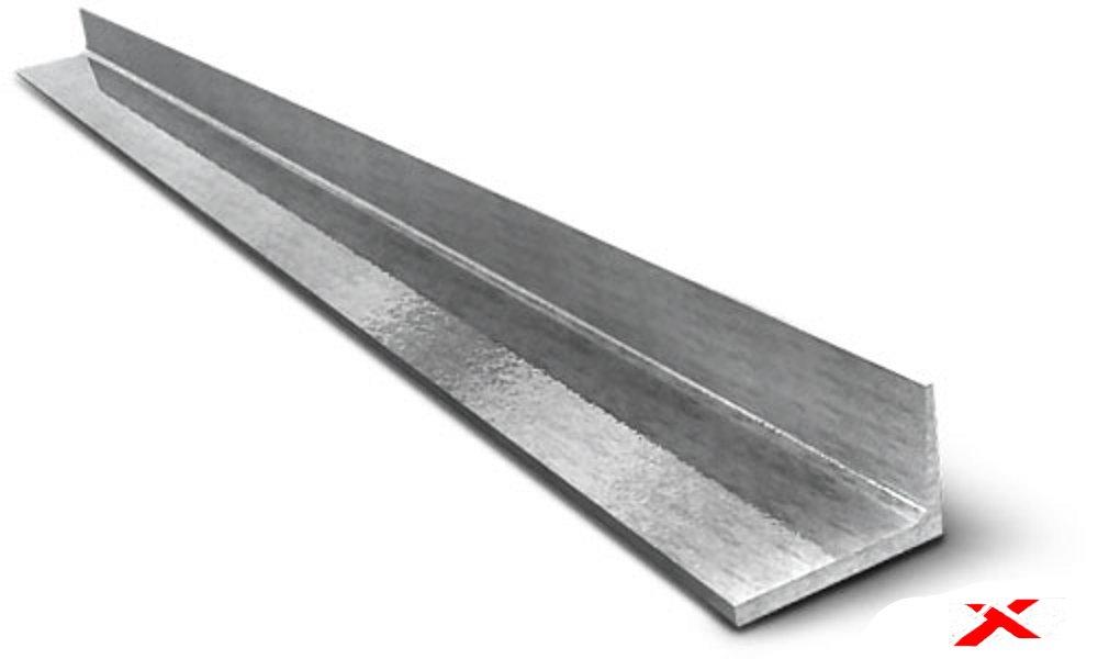 Уголок стальной для создания и укрепления металлоконструкций