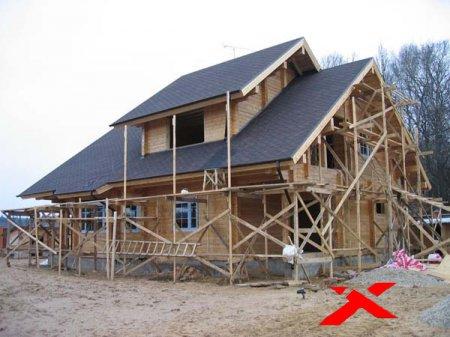 Загородный дом: начальные этапы строительства