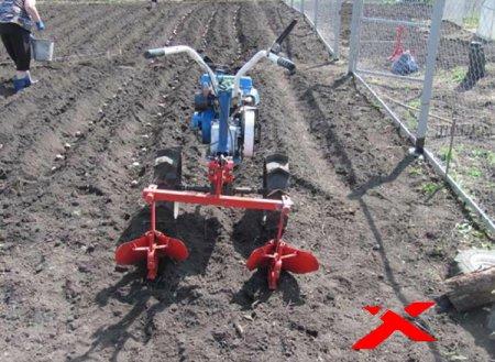 Как фермеру поможет сцепка двухрядная?