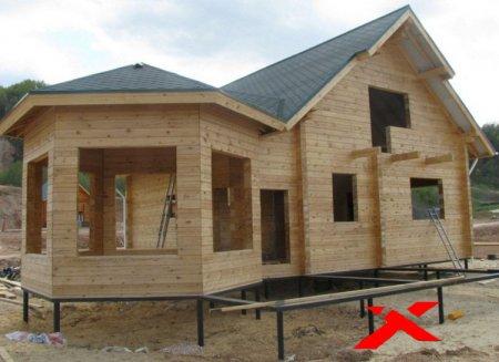 Пошаговое строительство дома своими руками