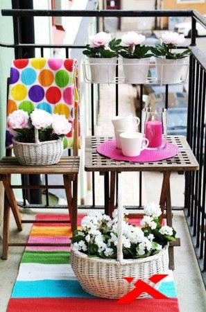 Как сделать уютный балкон без значительных вложений