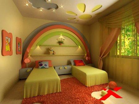 Самостоятельный ремонт детской комнаты