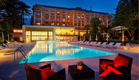 Гостиница в Италии