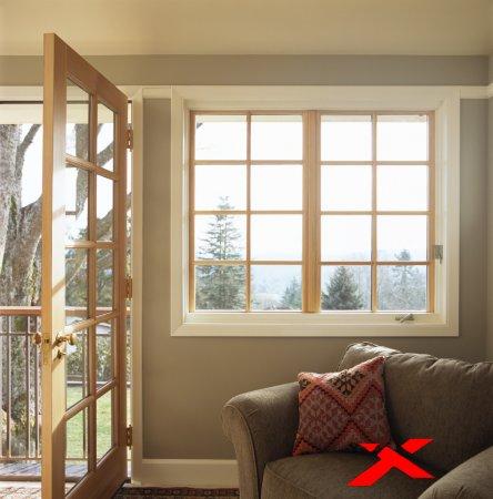 Деревянные окна — путь к здоровью