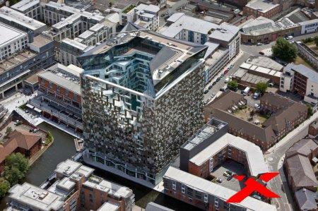 Здание-Куб в Бирмингеме, Великобритания